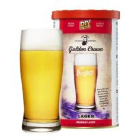 Thomas Coopers Golden Crown Lager 1.7 Kg Homebrew Beer Kit